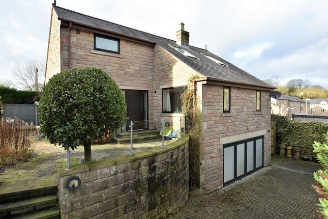 Thumbnail 4 bed detached house for sale in Eccles Road, Chapel-En-Le-Frith, High Peak