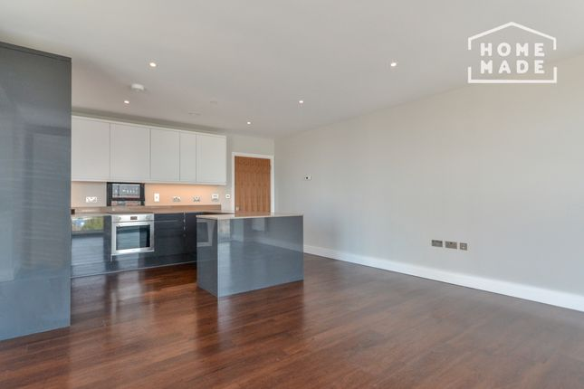 Thumbnail Flat to rent in Greenview Court, Southall