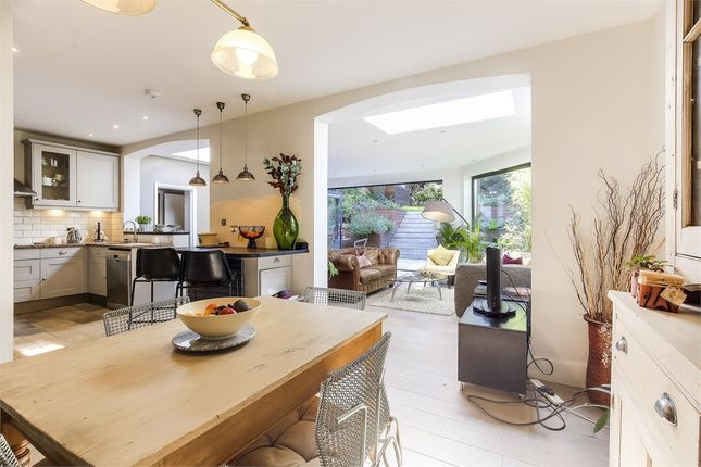 Thumbnail Semi-detached house for sale in Alexandra Park Road, Alexandra Park, London