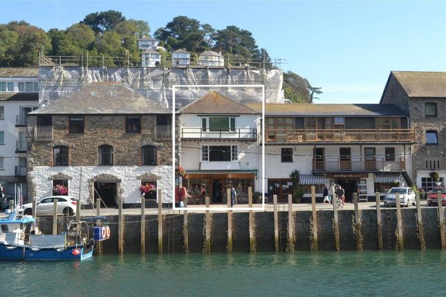Thumbnail Maisonette for sale in The Quay, East Looe, Looe, Cornwall
