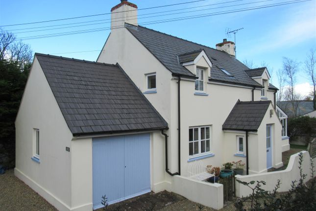 3 bed detached house for sale in East Street, Newport SA42