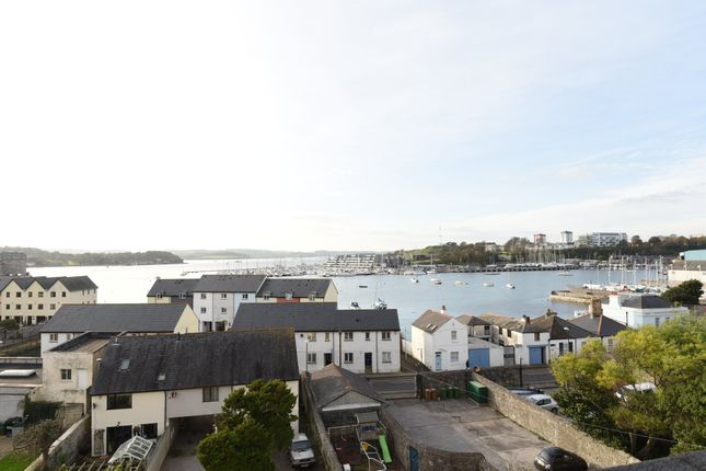 Thumbnail Flat for sale in Durnford Street, Stonehouse, Plymouth