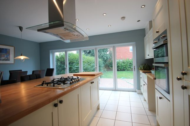 Thumbnail Semi-detached house to rent in Cressex Road, High Wycombe