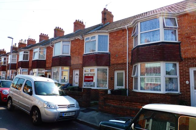 Thumbnail Terraced house to rent in Granville Road, Weymouth