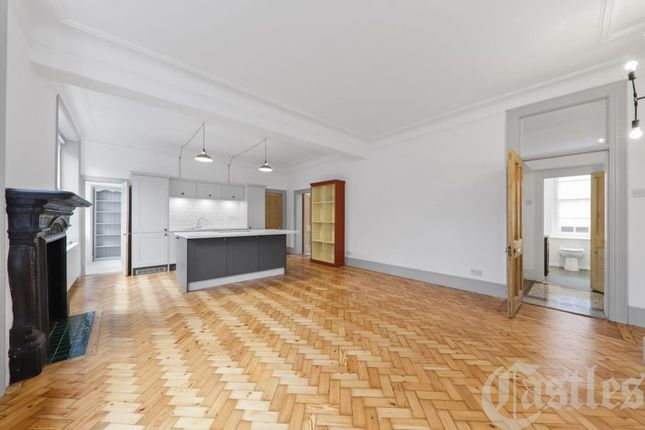 Thumbnail Flat to rent in Albert Mansions, Crouch Hill