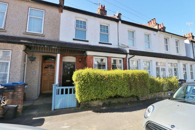 Terraced house for sale in Lower Road, Kenley