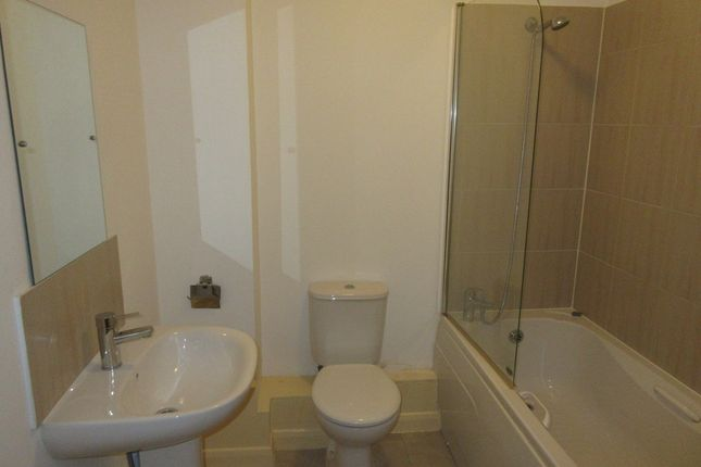 Family Bathroom Of Sicey House Firth Park Sheffield S5