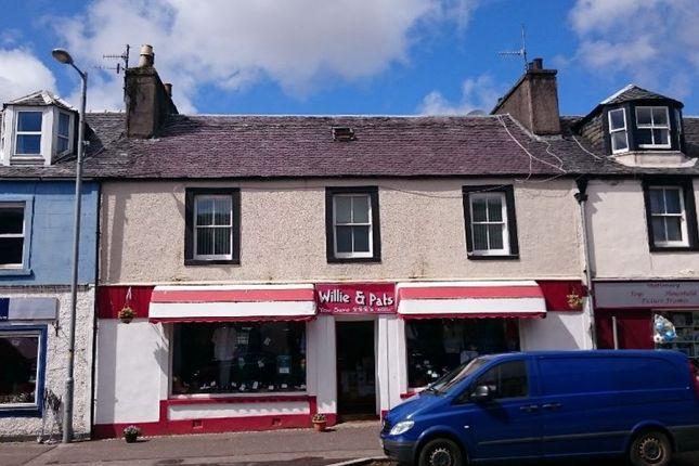 Thumbnail Flat for sale in 57 Argyll Street, Lochgilphead