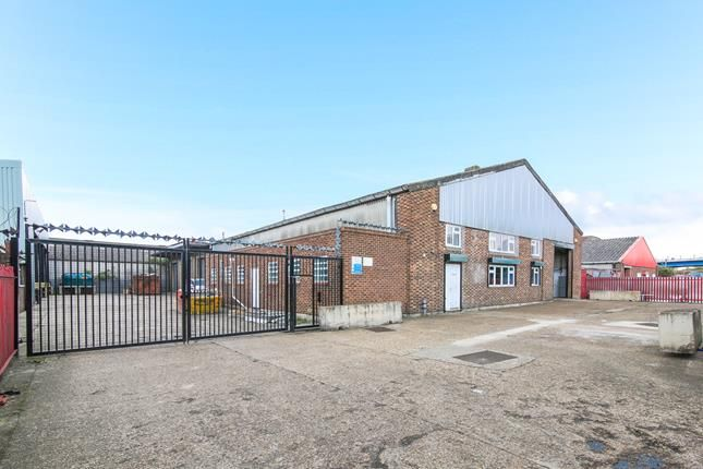 Thumbnail Light industrial to let in Unit 2 & 3, 57 Kellner Road, Thamesmead, London