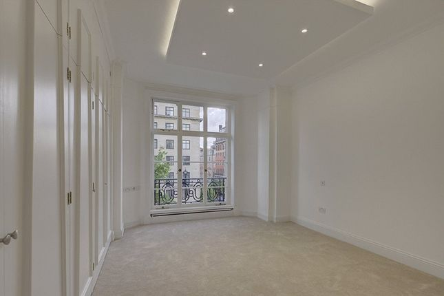 Bedroom of Portland Place, London W1B