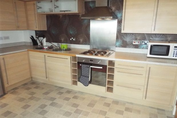 Thumbnail Flat to rent in Central Way, Warrington