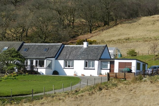 Thumbnail Semi-detached house for sale in Upper Goatfield, Furnace, Argyll
