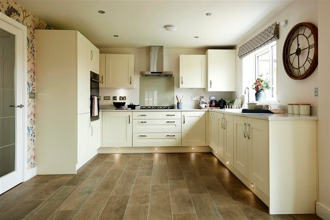 "Thumbnail Detached house for sale in ""The Ransford - Plot 27"" at Loxley Road, Stratford-Upon-Avon"