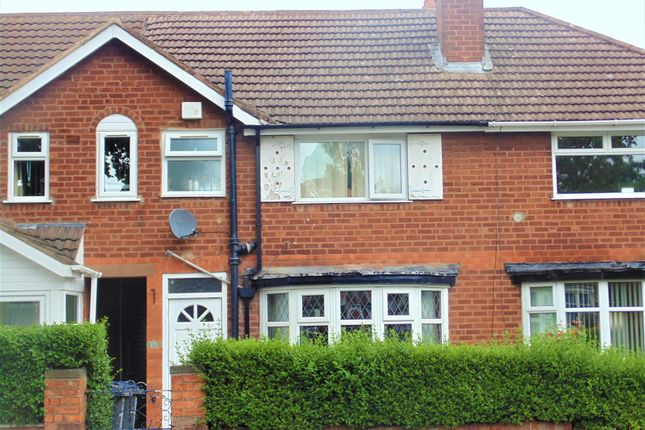 Thumbnail Terraced house for sale in Calshot Road, Birmingham