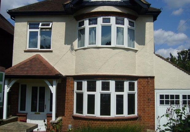 Thumbnail Detached house to rent in Exning Road, Newmarket