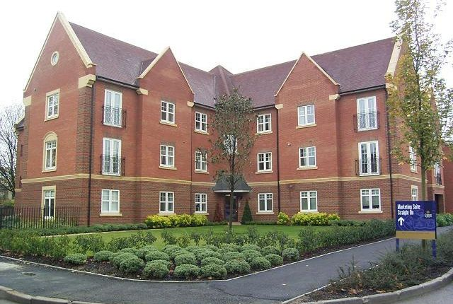 Thumbnail Flat to rent in Academy Fields Road, Heath Park, Romford