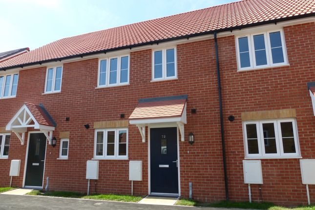 2 bed terraced house for sale in Park Road, Yeovil
