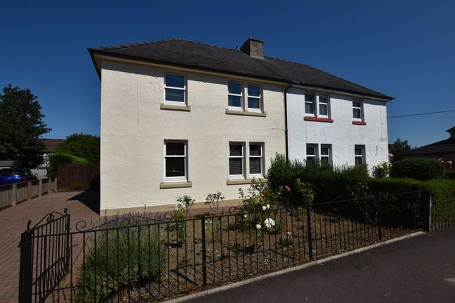 Thumbnail Semi-detached house to rent in Woodlands Crescent, Bothwell, Glasgow