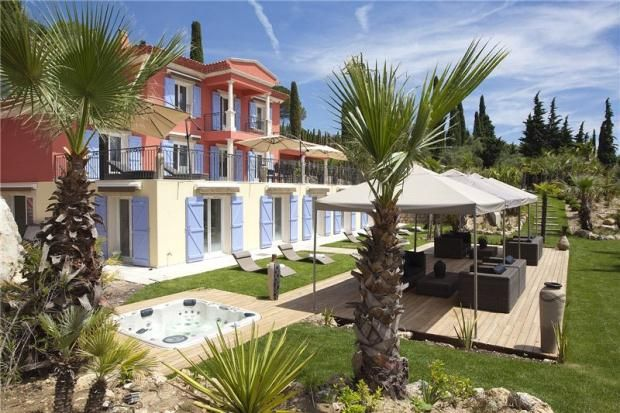 Thumbnail Country house for sale in Grasse, French Riviera, 06130