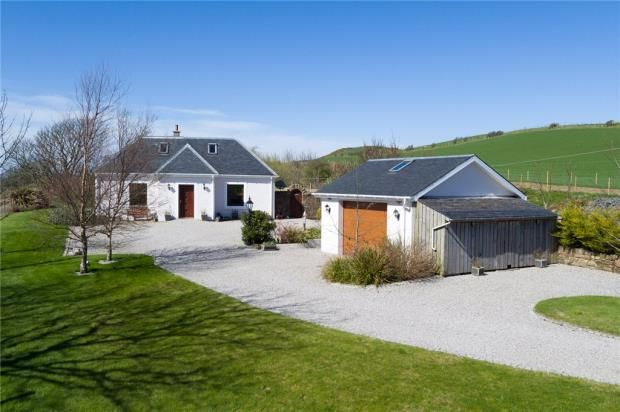 Thumbnail Detached house for sale in Gardener's Cottage, By Seamill, Ayrshire