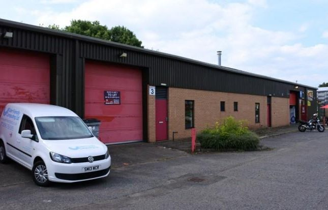 Thumbnail Light industrial to let in Block 10 Unit 3, Tweedbank Industrial Estate, Galashiels