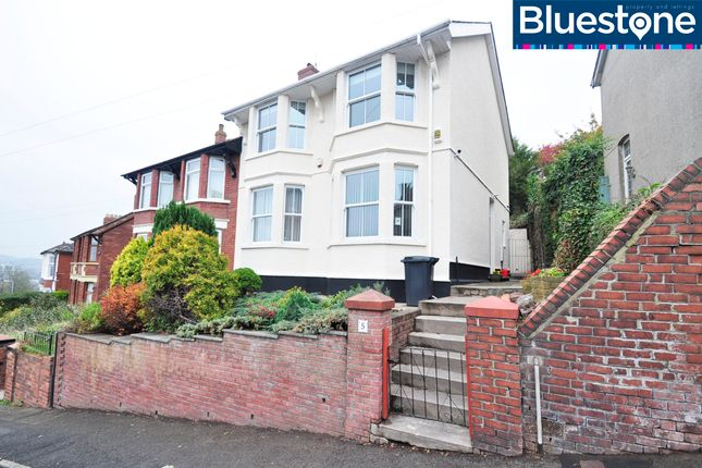 Thumbnail Semi-detached house to rent in Eveswell Park Road, Newport