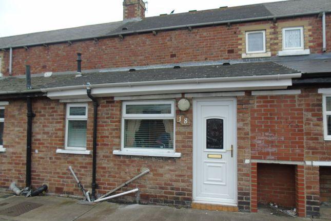 Thumbnail Terraced house for sale in Pont Street, Ashington