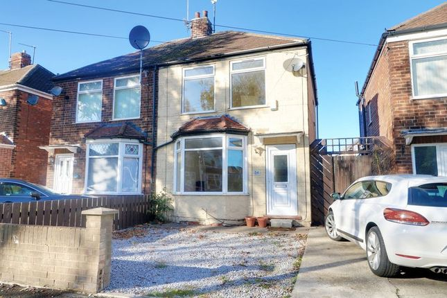 Thumbnail Semi-detached house to rent in Buttfield Road, Hessle