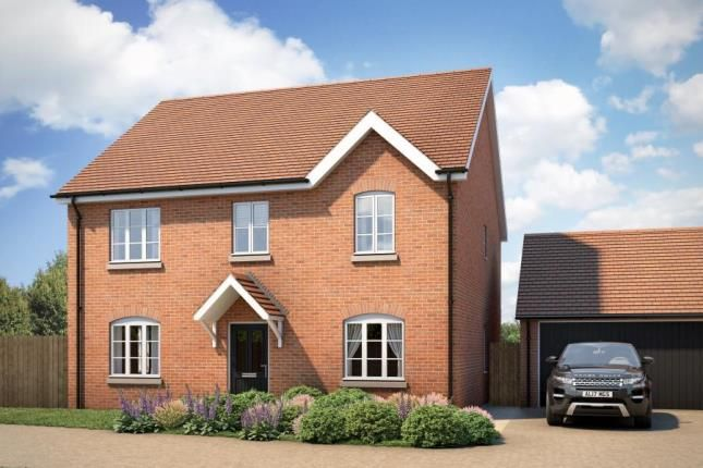 Thumbnail Detached house for sale in Newlands, Stoke Lacy, Bromyard