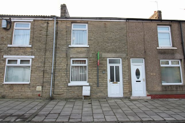 Thumbnail Terraced house to rent in High Hope Street, Crook