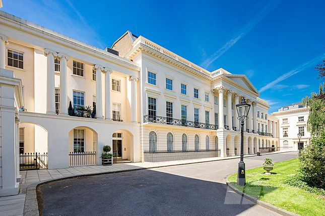 Thumbnail Flat for sale in Clarence Terrace, Regents Park