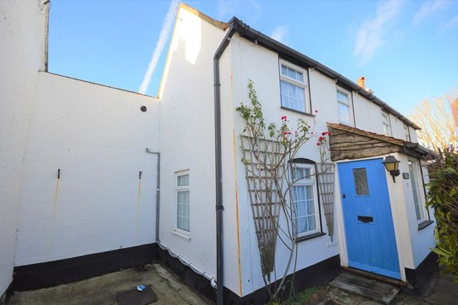Thumbnail Cottage to rent in Lower Buckland Road, Lymington