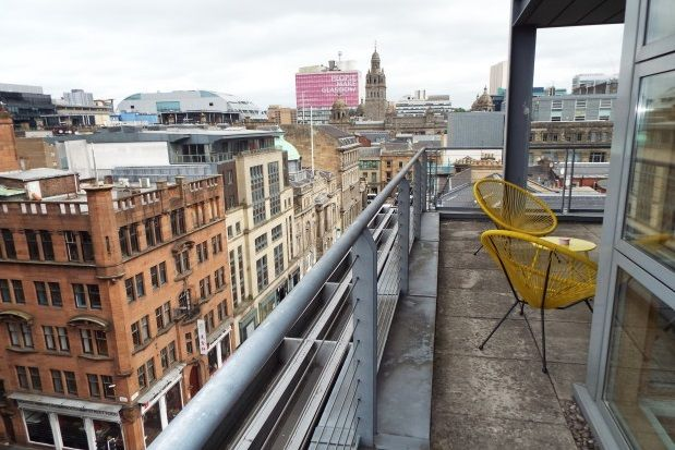 Thumbnail Flat to rent in Hutcheson Street, Merchant City