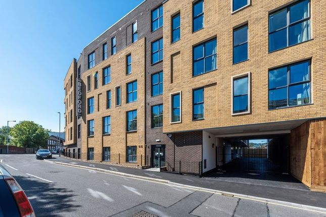 Thumbnail Flat to rent in Dudley Street, Luton