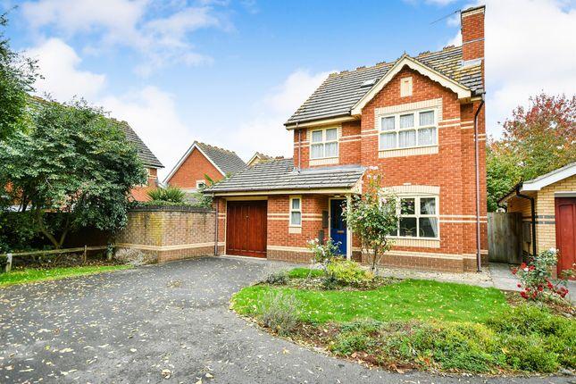 Thumbnail Detached house for sale in Gleneagles Close, Monkton Park, Chippenham