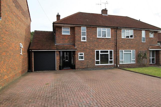 4 bed semi-detached house for sale in Gorse Road, Frimley