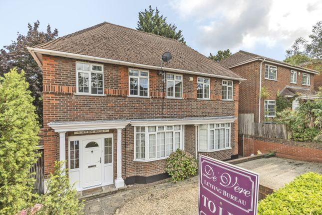 Thumbnail Detached house to rent in Mowbray Road, New Barnet