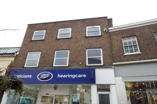 Thumbnail Flat to rent in Ipswich Street, Stowmarket