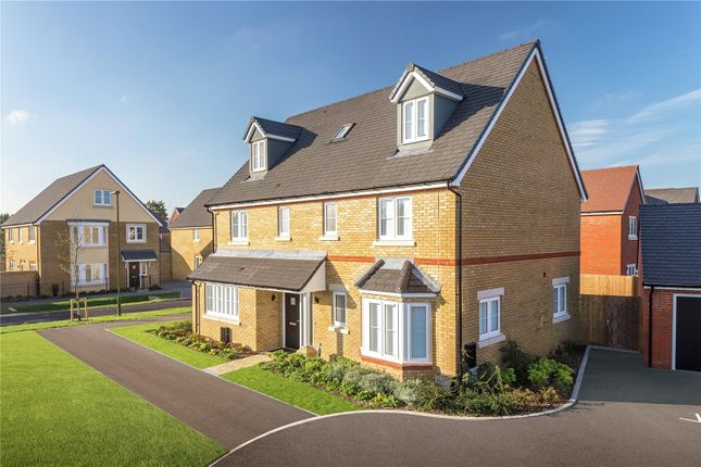 Thumbnail Flat for sale in Shopwyke Road, Chichester, West Sussex