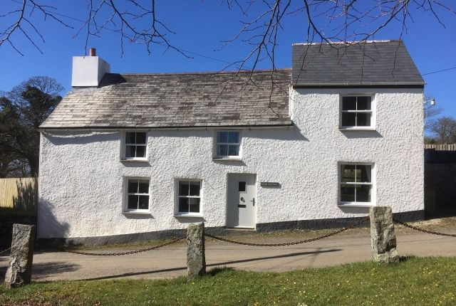 Detached House For Sale In Michaelstow St Tudy Bodmin