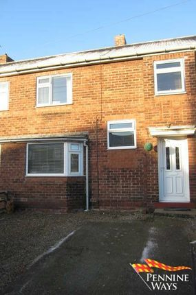 Thumbnail Terraced house for sale in Park Avenue, Haltwhistle, Northumberland