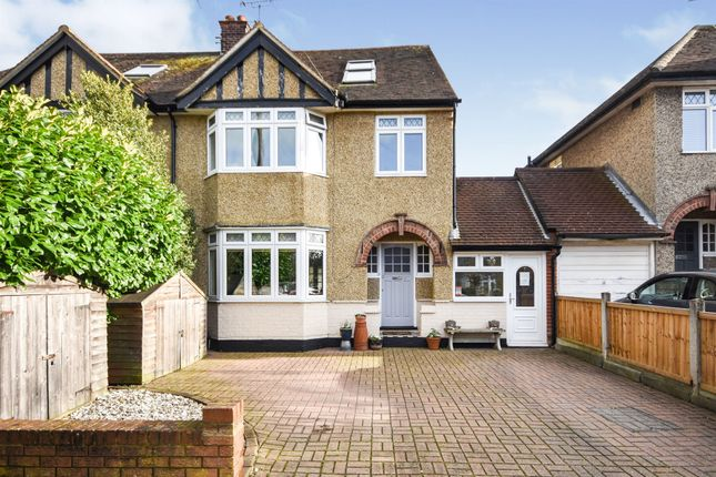 Semi-detached house for sale in Widford Grove, Chelmsford