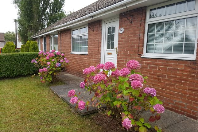 Thumbnail Bungalow to rent in Stanynebrigg, Gateshead