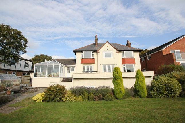 Thumbnail Detached house for sale in Caldy Road, West Kirby, Wirral