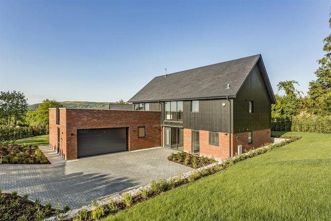 Thumbnail Detached house for sale in Harp Hill, Charlton Kings, Cheltenham