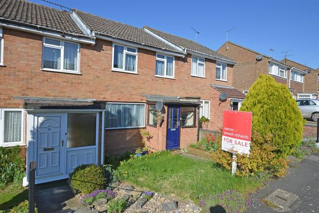 Thumbnail Terraced house to rent in Tilney Close, Alton