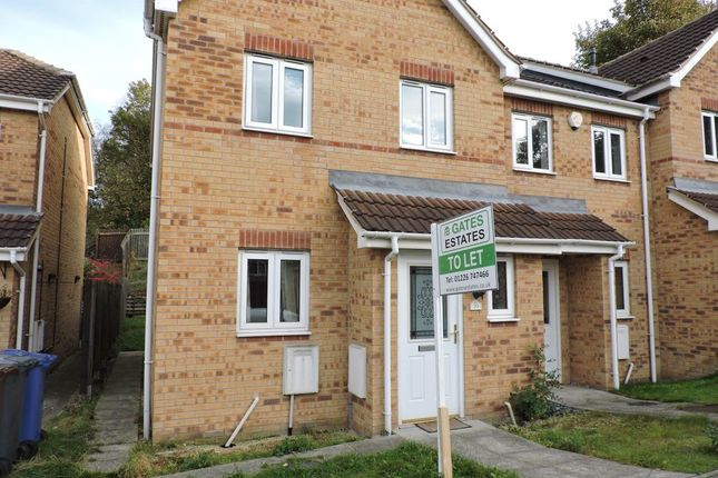 Thumbnail Town house to rent in Ravenna Close, Kendray, Barnsley