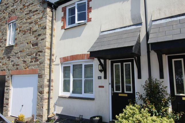 Thumbnail Semi-detached house to rent in Netley Meadow, Bugle, St. Austell