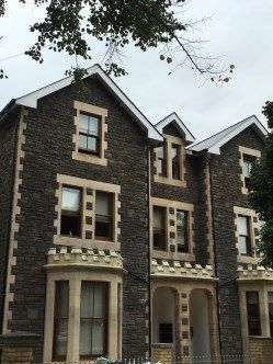 2 bed flat to rent in The Walk, Cardiff