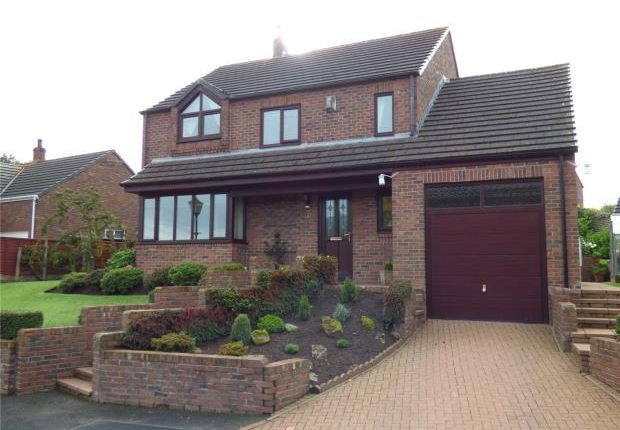 Thumbnail Detached house for sale in Ash Lea, Brampton, Cumbria